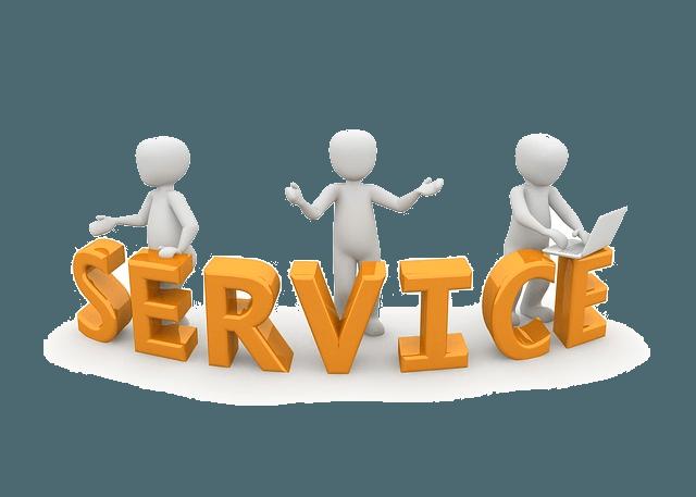 υπηρεσίες